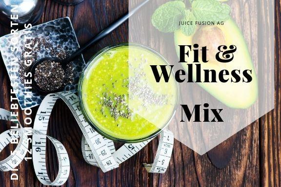 Fit & Wellness Mix